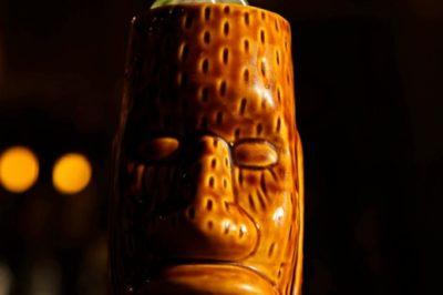 Tiki Cocktail